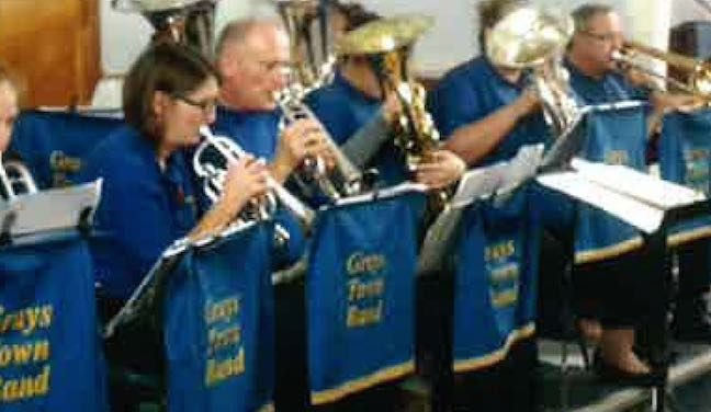 Grays Town Band are holding a Quiz