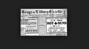 Grays and Tilbury Gazette