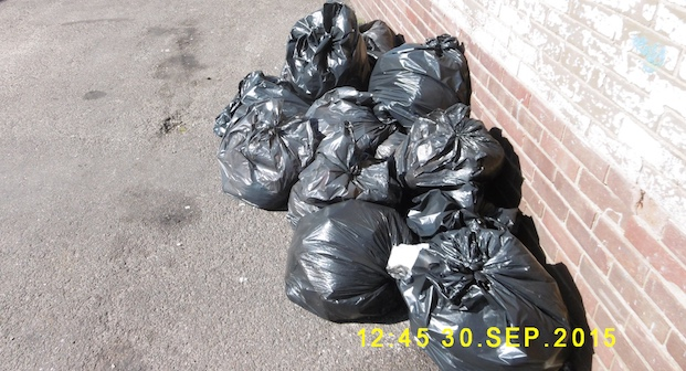 South Ockendon woman fined for fly-tipping