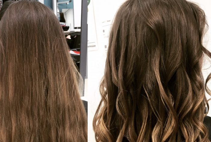 College salons offer selection of hair treatments