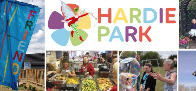 Christmas event shows how Hardie Park is going from strength to strength