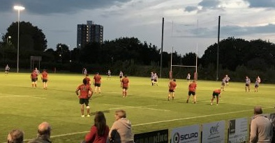 Rugby: Thurrock compete in pre-season friendly at Harlow