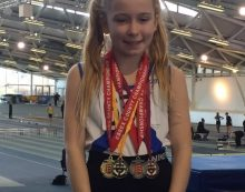 Athletics: Things looking Rosie for Thurrock Harriers at Essex and Eastern Championship