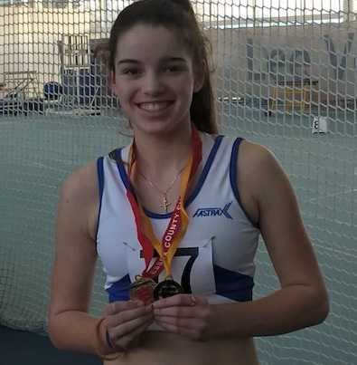 Athletics: Indoors triumphs for Thurrock Harriers