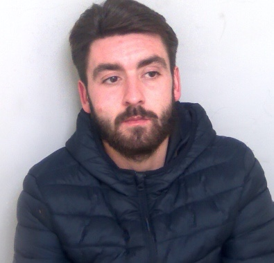 Essex Police are looking for Harry