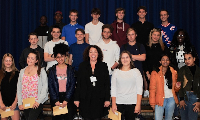 ORTU Hassenbrook Academy GCSE results up across all subjects