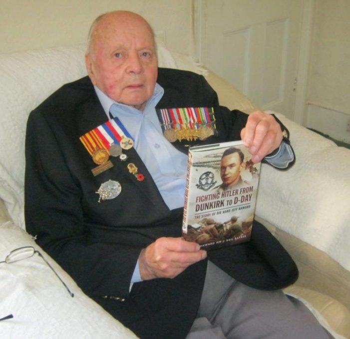 War veteran searching for Tilbury family to return lost war letters