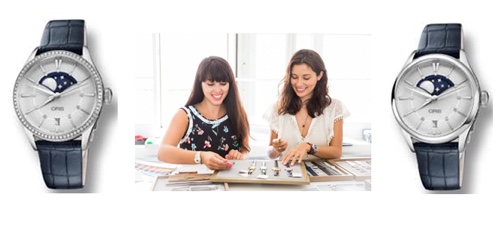 Oris cooks up a treat with Hemsley and Hemsley