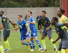 Football: Grays Athletic make it two wins in a row