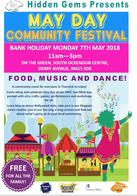Discover Hidden Gems at May Day Community Festival