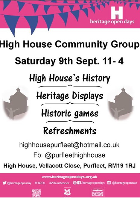 High House Heritage Open Day