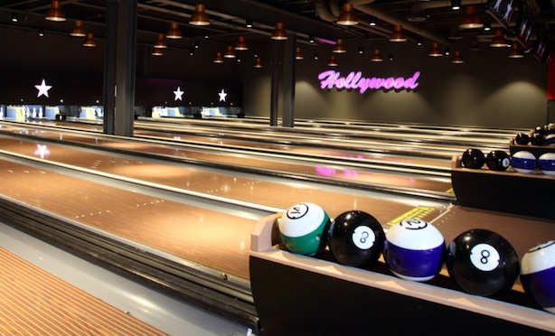 Hollywood Bowl set to open at intu Lakeside