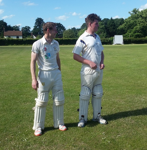 Cricket: Horndon victorious in Essex and Suffolk National Village Cup final.