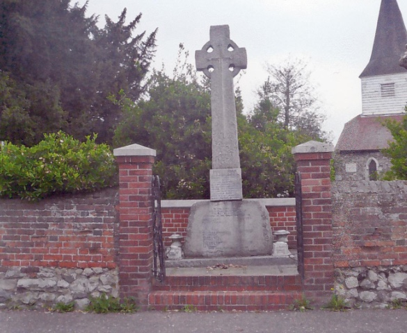 Horndon-on-the-Hill war memorial given heritage listing