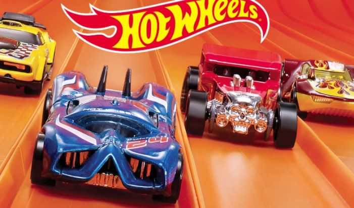 Hot Wheels! Hamleys top gifts for Christmas available at intu Lakeside
