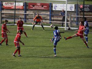 Hullbridge Sports v Walthamstow
