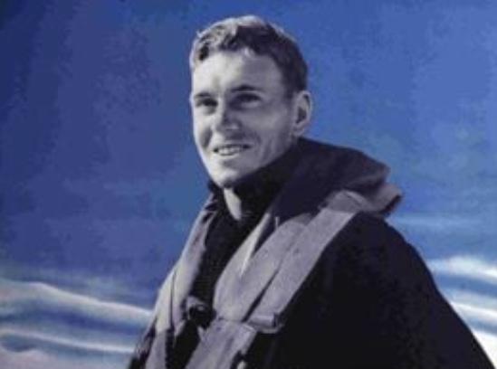 RAF at 100: When WW2 hero Squadron Leader Ian Blair DFM  came to Thurrock