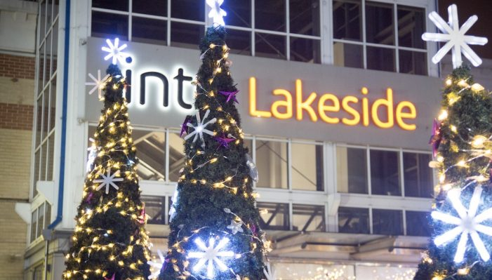 Essex Police increase patrols at intu Lakeside for Christmas
