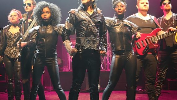 The legend of Michael Jackson set to come to Thameside Theatre