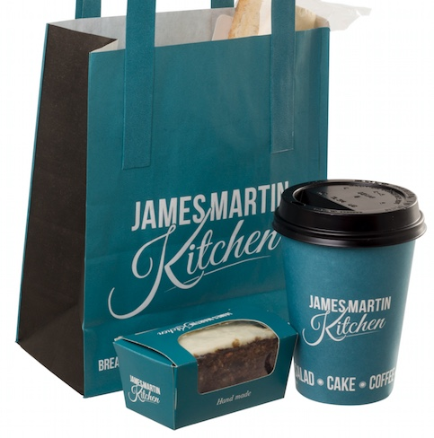 James Martin Kitchen launches at intu Lakeside