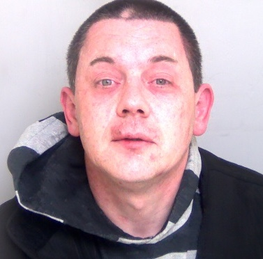 Jason Patmore caged for six years after stealing from elderly dementia victim