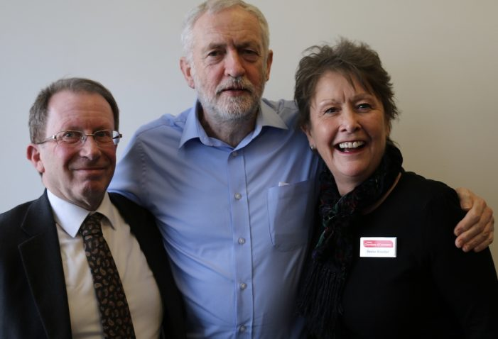 Essex Chamber of Commerce in meeting with Jeremy Corbyn