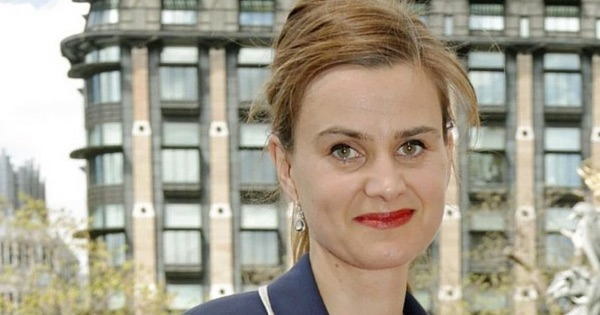 Jo Cox charity event in St Peter and Paul's church in Grays