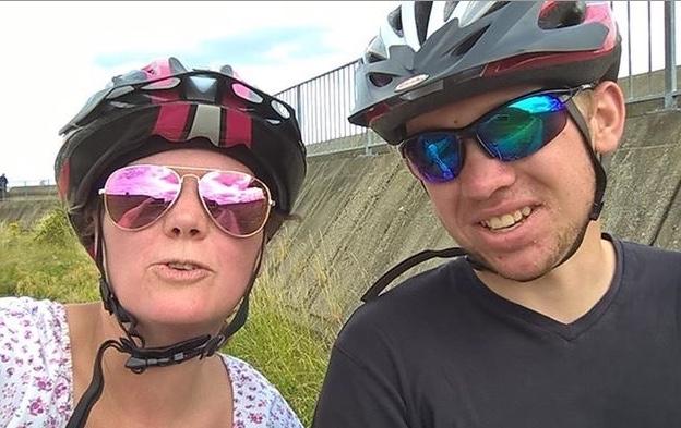 John takes on Thurrock Cycle Marathon for fibromyalgia