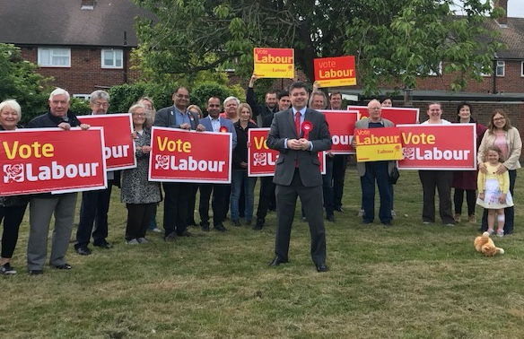 Thurrock Labour's John Kent slams plans to replace Orsett Hospital