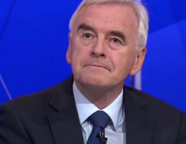 Shadow Chancellor John McDonnell to campaign in Thurrock today