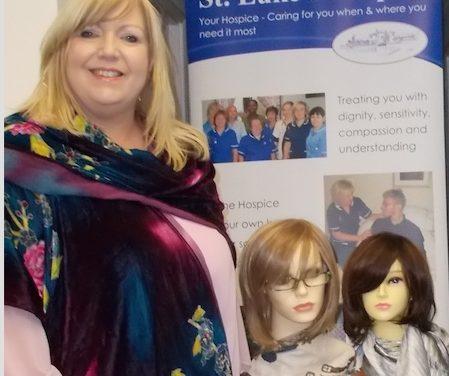 St Luke's Hospice offer Wig Bank fittings