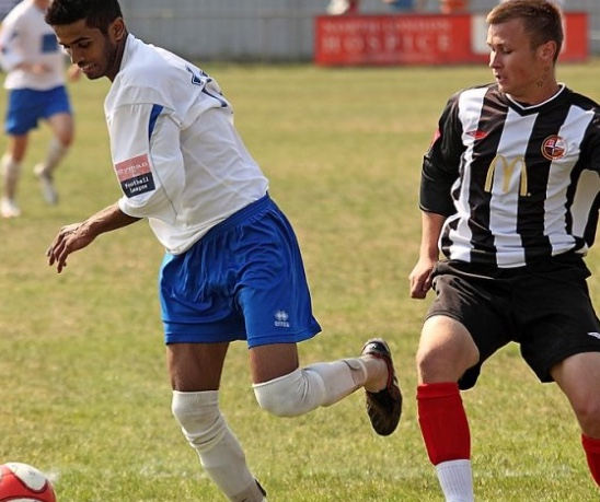 Tilbury FC pay tribute to former player murdered in Grays