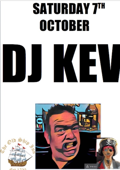 It is Keveoke time at Old Ship Inn this weekend