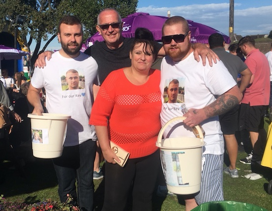 Thousands raised at Worlds End fun day for Kevin Malthouse's family