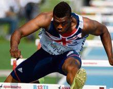 Athletics: Euro success for Khai