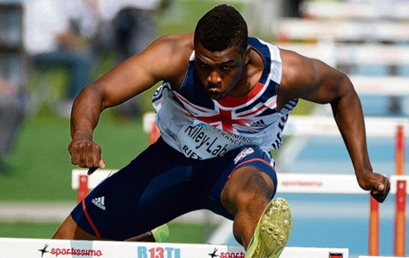 Athletics: Euro success for Khai
