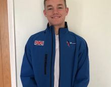 Swimming: Thurrock's Kieron takes step up at European Champs