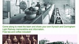 Exhibition to showcase Kynoch and Corringham Railway