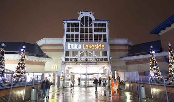 Shoppers spoilt for choice in the sales at intu Lakeside