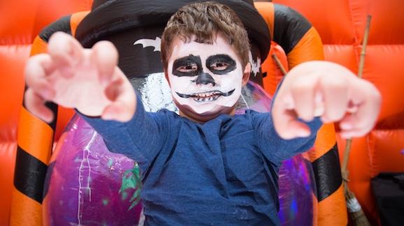 Treats galore on Halloween at intu Lakeside