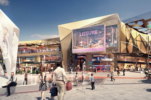 Three top brands boost intu Lakeside's retail offer