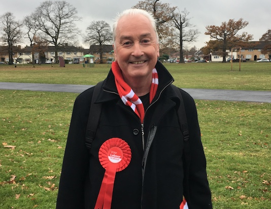 Labour announce candidate for Ockendon By-election
