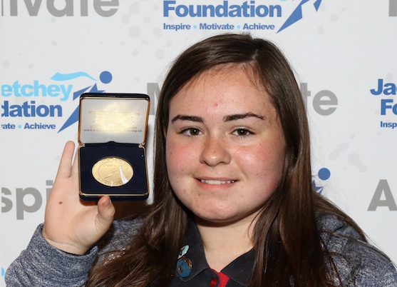 Thurrock girl guides win Jack Petchey award