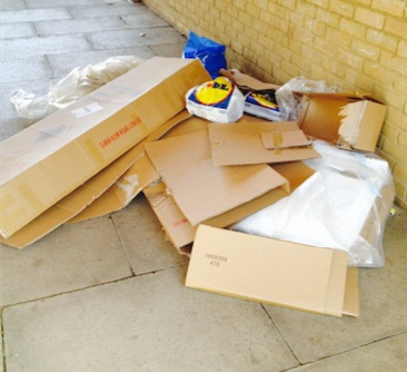More than 400 fined for littering in Thurrock