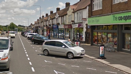 Man wanted after suspicious activity at cash machine in Lodge Lane, Grays