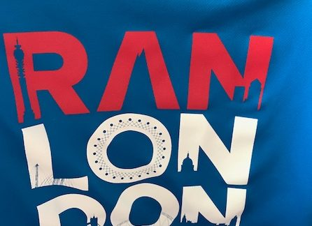 Are you running the 2017 London Marathon?