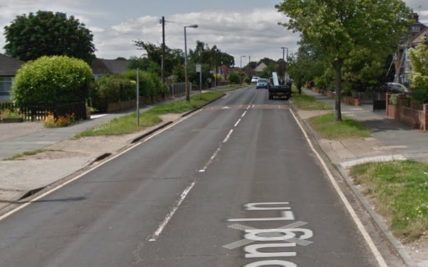 Cyclists sought after Grays dog walker struck down
