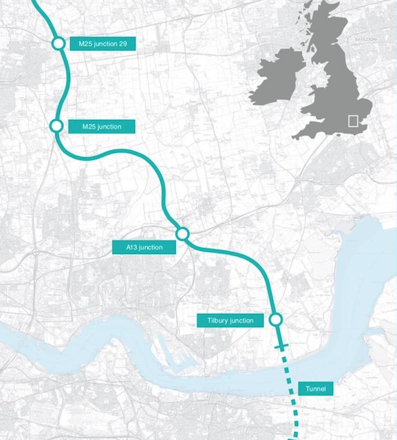 Highways England launches final consultation of new crossing