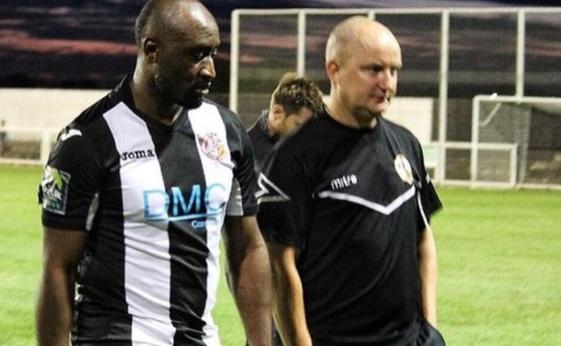 Football : Tilbury's good pre-season form continues
