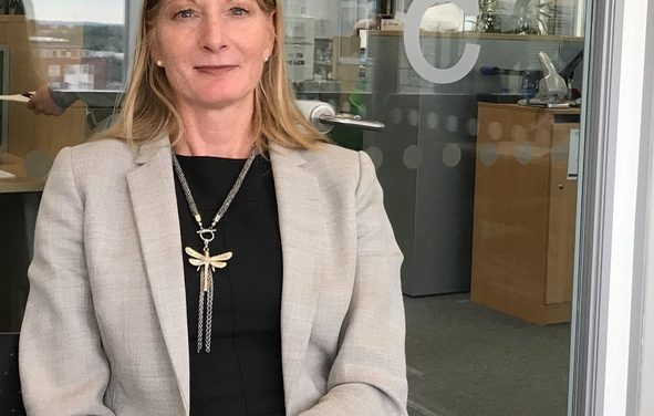 Interview with chief executive of Thurrock Council, Lyn Carpenter